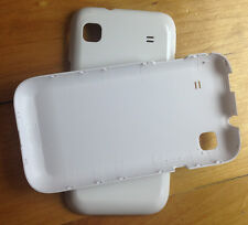 White Back Battery Housing Cover Door For Samsung Galaxy S I9000