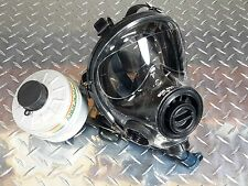 40mm NATO SGE 400/3 Gas Mask -Brand New/Sealed with NBC/CBRN filter /// Exp 2021