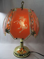 Vantage Pink Unicorn Design Touch on Table Lamp