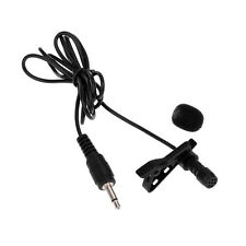 1.2 Meter Cable Microphone 3.5mm MONO Jack Plug for Wireless Speaker Transmitter