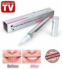 Platinum Light Teeth Pen Stain Remover Whitening Kit As Seen TV Free Shipping