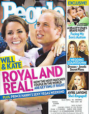 Prince William & Princess Kate, Jacqueline Laurita, Amy Grant - 2012 People