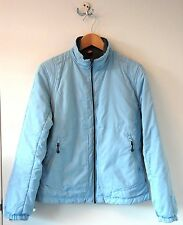 TOG24 womens 'boardwear' Windstopper pale blue/grey reverse jacket size S/34-36""