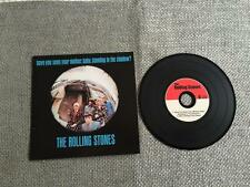 Rolling Stones CD Single Have You Seen Your Mother, Baby, Standing Card Sleeve