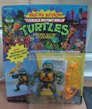 Teenage Turtles LEONARDO Ninja TMNT Figure 1991 Playmates vintage wacky