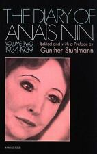 The Diary of Anais Nin, 1934-1939 Vol. 2 Vol. 2 by Anaïs Nin (1970, Paperback)