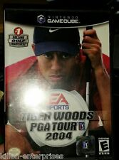 Tiger Woods PGA Tour 2004 (GameCube) GC / Wii
