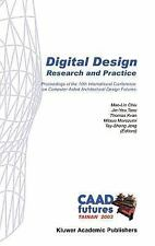 Digital Design : Research and Practice (2003, Hardcover)