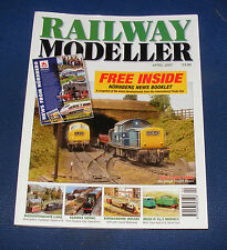 RAILWAY MODELLER VOLUME 58 NUMBER 678 APRIL 2007 - KINWARDINE WHARF