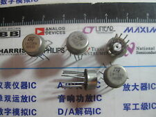 10X LM723H Linear Voltage Regulators Pos Adj/150Ma Vreg LM723CH