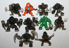 Moose Fistful of Power Mini Action Figure Lot #7 of 10x Figures