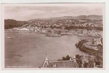 RPPC,Oban,Scotland,View from the Pulpit Hill,Argyll & Bute,c.1909