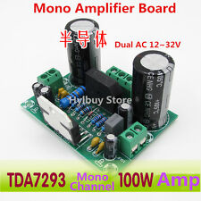 TDA7293 85w Audio Hifi Mono Amp Amplifier Board Module upgrade TDA7294