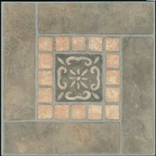 "MINTCRAFT 3992690 CASE 45 SLATE INLAY 12"" X 12"" VINYL FLOOR TILE SELF ADHESIVE"