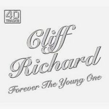 CLIFF RICHARD FOREVER THE YOUNG ONE NEW 2 CD