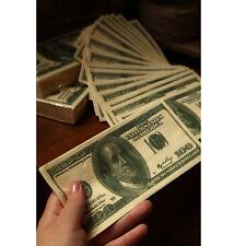 2 Confezioni 20pz $100 US Banconota Dollaro Tovaglioli/tovaglioli/Tessuto