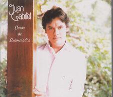 CD - Juan Gabriel NEW Cosas De Enamorados 10 Tracks Fast Shipping !