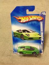 P2470 2009 Dream Garage Hot Wheels Lamborghini Murcielago 4/10 150/190