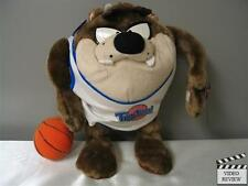 "Tazmanian ""Taz"" Devil Space Jam Doll Plush Looney Tunes Applause"