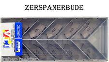 10 Wendeplatten TGMF 402 IC20N  ISCAR Stechdrehen