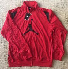 New Nike Air Jordan Flighten Up Men's Track Basketball Jacket 452255 648