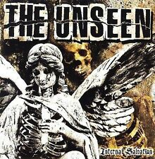 Internal Salvation by The Unseen (CD, 2007, Hellcat) CD & PAPER SLEEVE ONLY