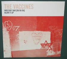 The Vaccines Wreckin Bar / Blow It Up 45 SEALED MT003 UK Mint