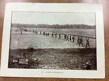 {BJSTAMPS} J.D. GIVENS print ca.1899 Spanish American War Soldiers Philippines