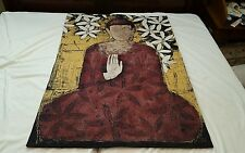 Enlightenment Asian Tapestry Wall Hanging Fine Art Tapestries