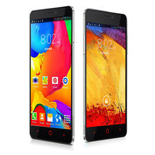 NEW Ultra-Slim 3G SmartPhone Phablet 5.5in Touch Android 4.4 Google Play Store
