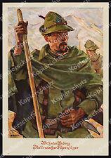 Wilhelm Thöny Alpini Uniform Abzeichen Gebirgsjäger Dolomitenfront Alpen 1916