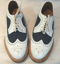 DR. MARTENS AIRWAIR WOMENS SHOES SIZE US 9 ENGLAND HARRIS TWEED RARE EDITION