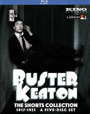 Buster Keaton: The Shorts Collection 1917-1923 (5 Discs) [Blu-ray], New DVDs