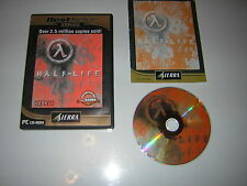 Half-Life (PC CD-ROM) First Person Shooter Game