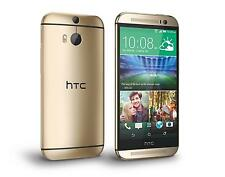 HTC  One M8 (Latest Model) - 32 GB - Amber Gold - Smartphone