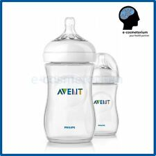 Philips AVENT Natural Bottle 9oz / 260ml - Two Bottles