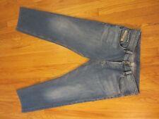 Diesel Rolan button fly jeans Sz 36x34