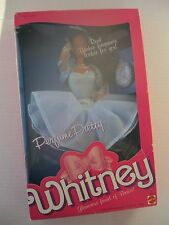 Perfume Pretty Barbie Whitney Doll #4557 Steffie Face Friend of Barbie 1987 NRFB