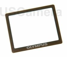 Olympus EVOLT E410 LCD Monitor Window with the Adhesive Tape - Free Shipping --