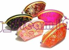 WHOLESALE MINI 5pcs GORGEOUS CHINESE SILK COIN PURSES  AAA
