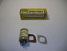 AEROVOX AFH 2-86-43 ELECTROLITIC CAN CAPACITOR 50 MFD 350V 10 MFD 300V NIB
