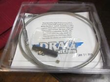 "harley davidson drag specialties 30"" throttle cable new 0650 0308"