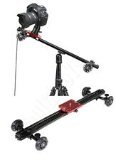 "KAMERAR 24 ""SD-1 Video Slider Dolly MARK II 2 Sistema di stabilizzazione video CANON"