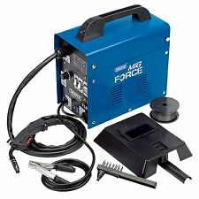 Draper Tools 90 Amp Gasless Turbo Mig Welder / Flux Cored Wire Welding - 32728