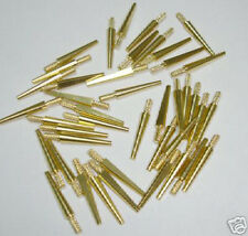DENTAL LABORATORY BRASS DOWEL PINS #2 MEDIUM 1000PCS