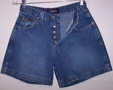 """LEI Denim Shorts XS S Grunge Revival High Waist Denim Mom Jeans Pants Waist 26"""""""