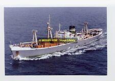 rp01577 - Palm Line Cargo Ship - Ilorin Palm , built 1960 - photo 6x4
