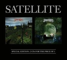 Evening Games/Nostalgia [Special Edition] by Satellite (CD, 2012, 2 Discs,...