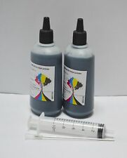 Non-OEM UV Resistant Bulk black refill ink for Epson CX6400 CX6600 ARTISAN 50 NY