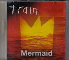 Train-Mermaid Promo cd single